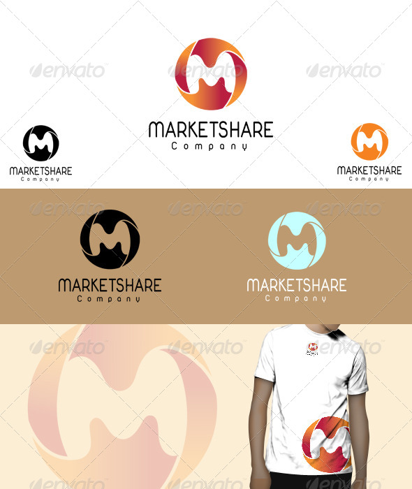 GraphicRiver Marketshare Logo 4452879