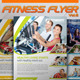 Fitness Flyer Vol.8 - GraphicRiver Item for Sale