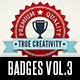 Retro Badges Vol. 3 - GraphicRiver Item for Sale