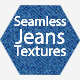 11 Seamless Jeans Textures - GraphicRiver Item for Sale