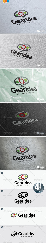 GraphicRiver GearIdea 4520634