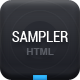 Sampler - Creative showcase