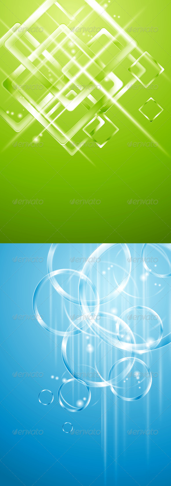 GraphicRiver Geometrical and Circle Vector Designs 4521042