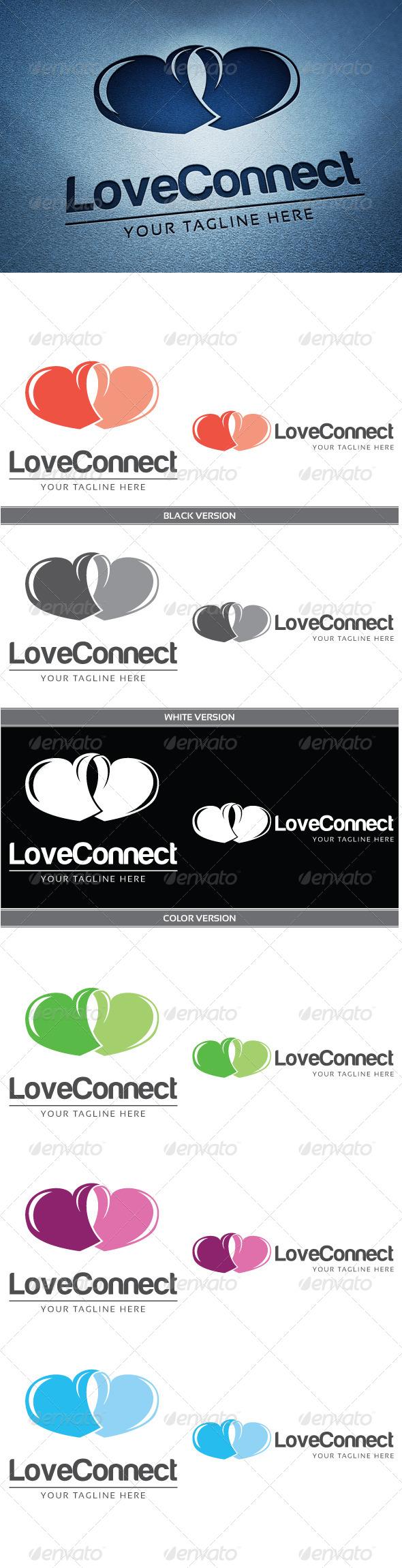 GraphicRiver Love Connect 4521398
