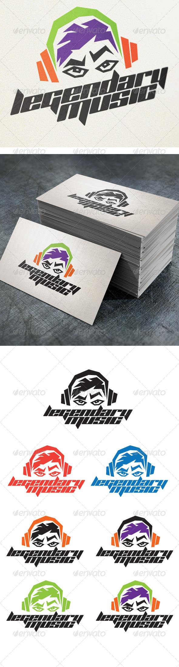 GraphicRiver Legendary Music 4521418