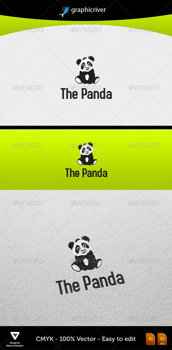GraphicRiver The Panda 4465970