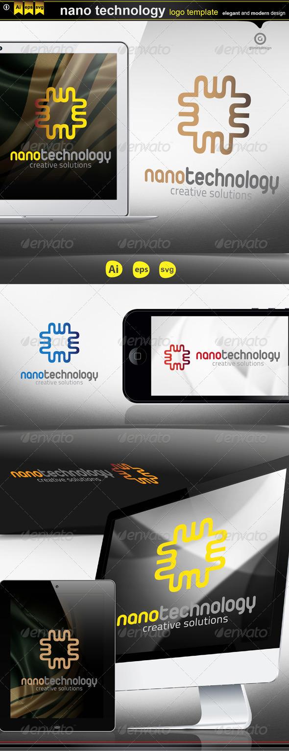 GraphicRiver Nano Technology 4475697