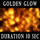 Golden Glow Background - VideoHive Item for Sale