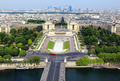 Paris from Eiffel Tower - PhotoDune Item for Sale