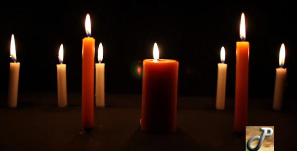 Candles Pan