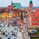 Castle Square in the Old Town of Warsaw - PhotoDune Item for Sale
