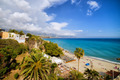 Calahonda Beach in Nerja - PhotoDune Item for Sale