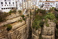 Houses on a Rock in Ronda - PhotoDune Item for Sale