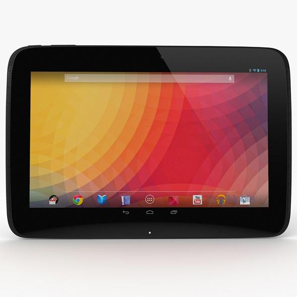 3DOcean Google Nexus 10 4524278