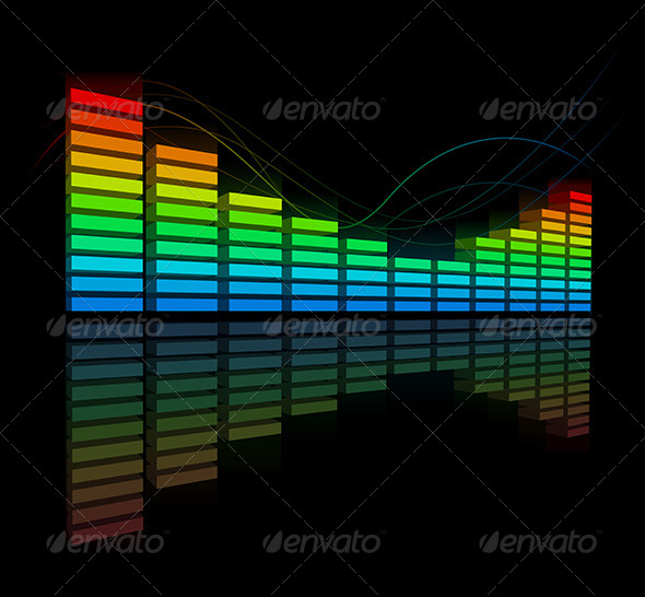 GraphicRiver Electro Equalizer 4526170