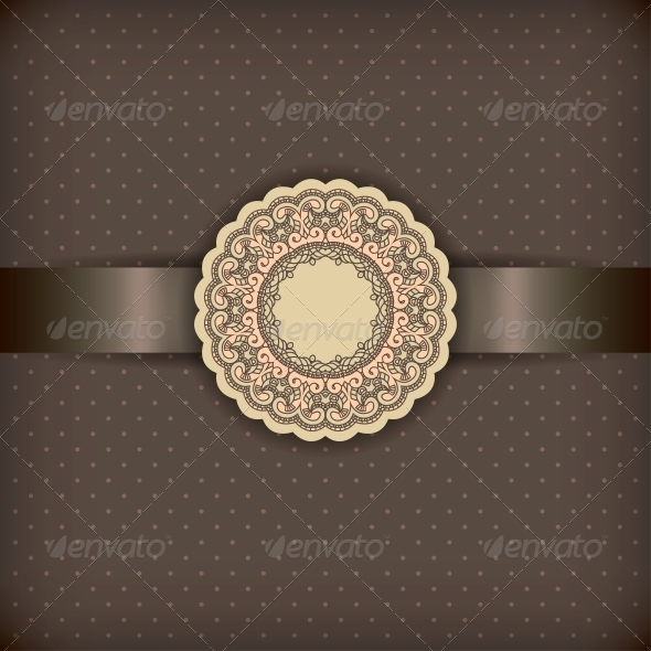 GraphicRiver Retro Brown Background 4526400