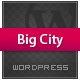Big City - Personal and Blog WordPress theme - ThemeForest Item for Sale