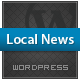 Local News - WP News Theme - ThemeForest Item for Sale