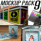 Mock up Bundel Pack 9 - GraphicRiver Item for Sale