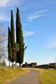 landscape amid the ruins in Georgia - PhotoDune Item for Sale