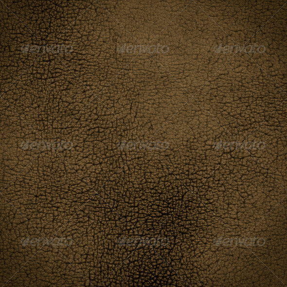 Old leather background - Stock Photo - Images