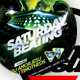 Saturday Beating Flyer Template - GraphicRiver Item for Sale