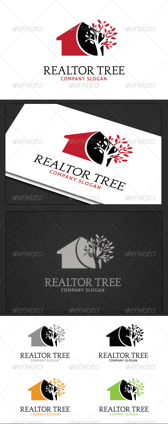 GraphicRiver Realtor Tree 4445447