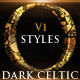 Dark Celtic Filmatic Styles - GraphicRiver Item for Sale