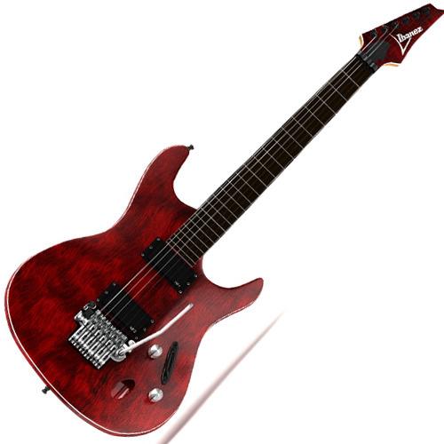 3DOcean Guitar Ibanez with textures 477811