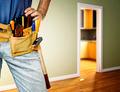 detail of toolbelt on handyman - PhotoDune Item for Sale