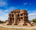 Sasbahu temple in Gwalior fort - PhotoDune Item for Sale