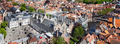Panorama of aerial view of Bruges (Brugge), Belgium - PhotoDune Item for Sale
