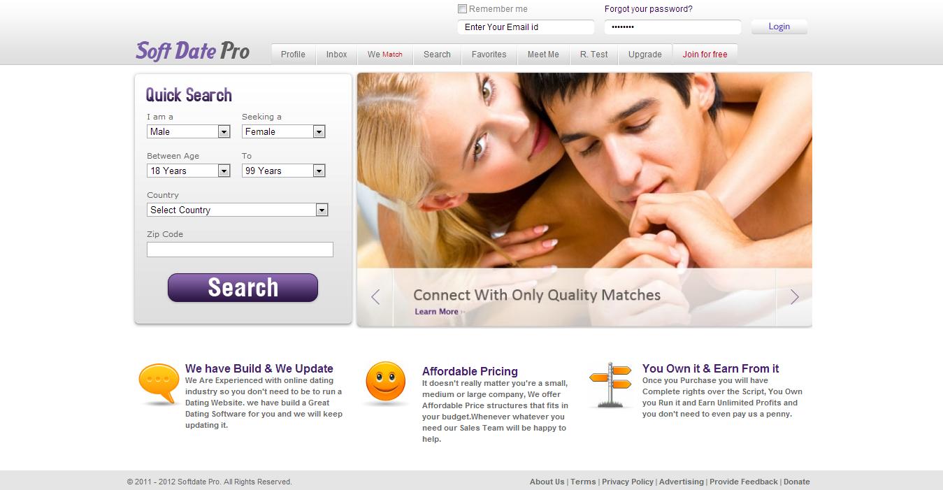 Online dating fuck