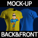 Burly T-Shirt Mock-up - GraphicRiver Item for Sale