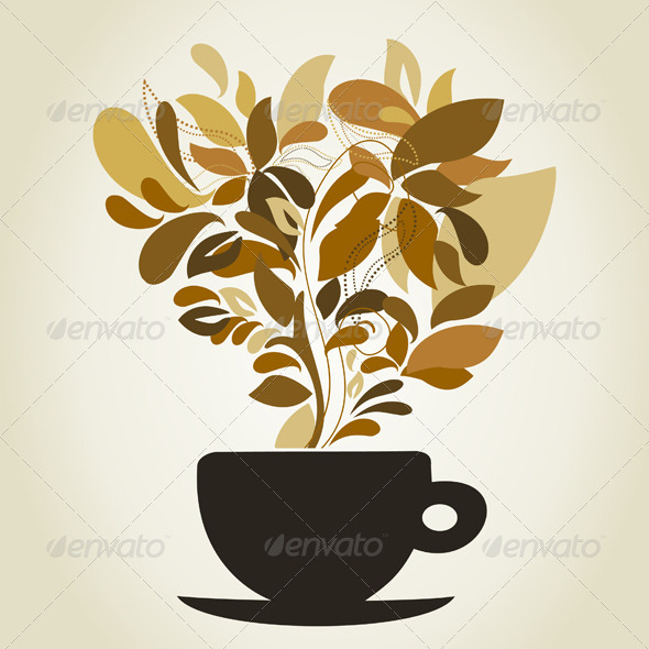 GraphicRiver Coffee 9 4533334