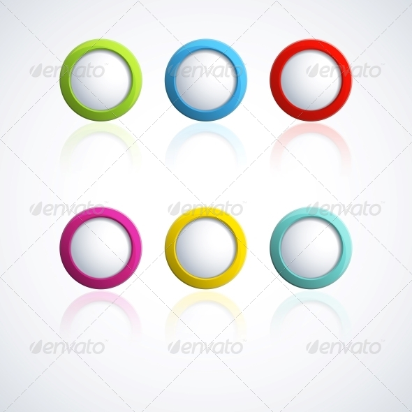 GraphicRiver Web Button Set 4533445