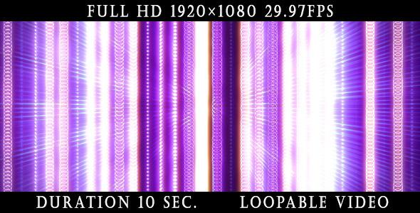 Violet Stripes Background