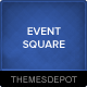 EventSquare Event Management WordPress Theme - ThemeForest Item for Sale