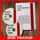 DVD Mockup - GraphicRiver Item for Sale