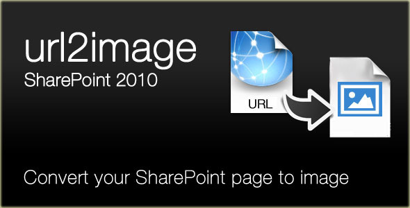 URL2IMAGE for SharePoint 2010