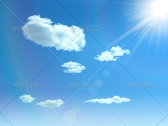 GraphicRiver Sky Background 4534990