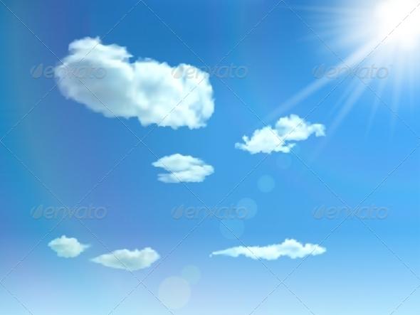 Sky Background - Backgrounds Decorative