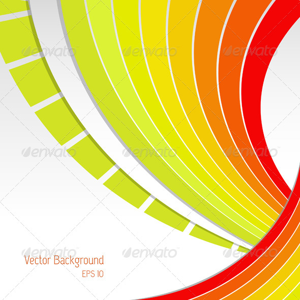 GraphicRiver Abstract Wave Background 4536363