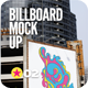Billboard | Banner Mock-Up - GraphicRiver Item for Sale