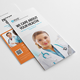 Medical Threefold Brochure - GraphicRiver Item for Sale