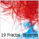 19 Fractal  Brushes