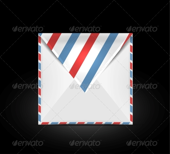 GraphicRiver Email Vector Icon 4538350