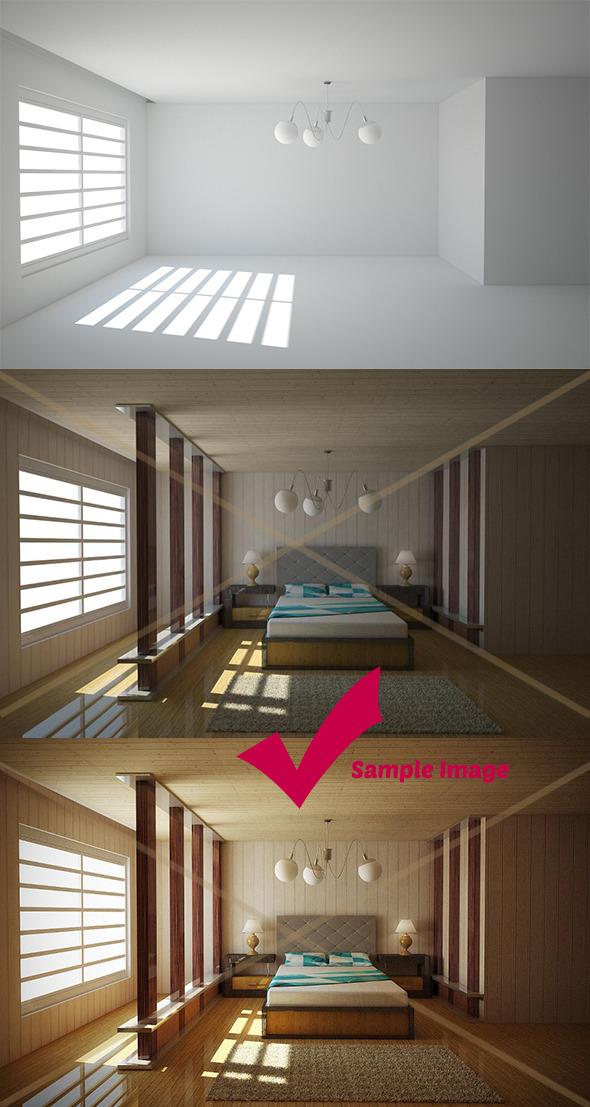 Cinema 4D Vray Render Setups - 3DOcean Item for Sale