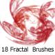 18 Fractal  Brushes