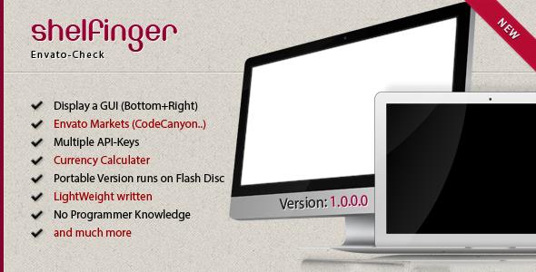 CodeCanyon Marketplace Check 4539966